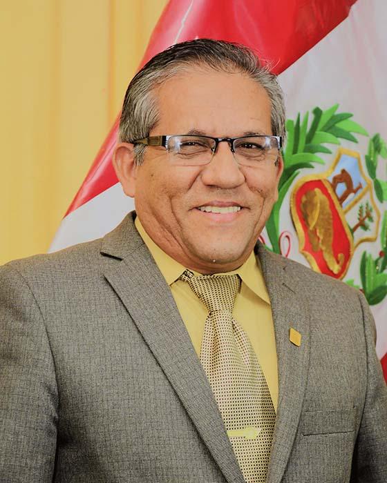 Dr. Anibal Quinteros Garcia