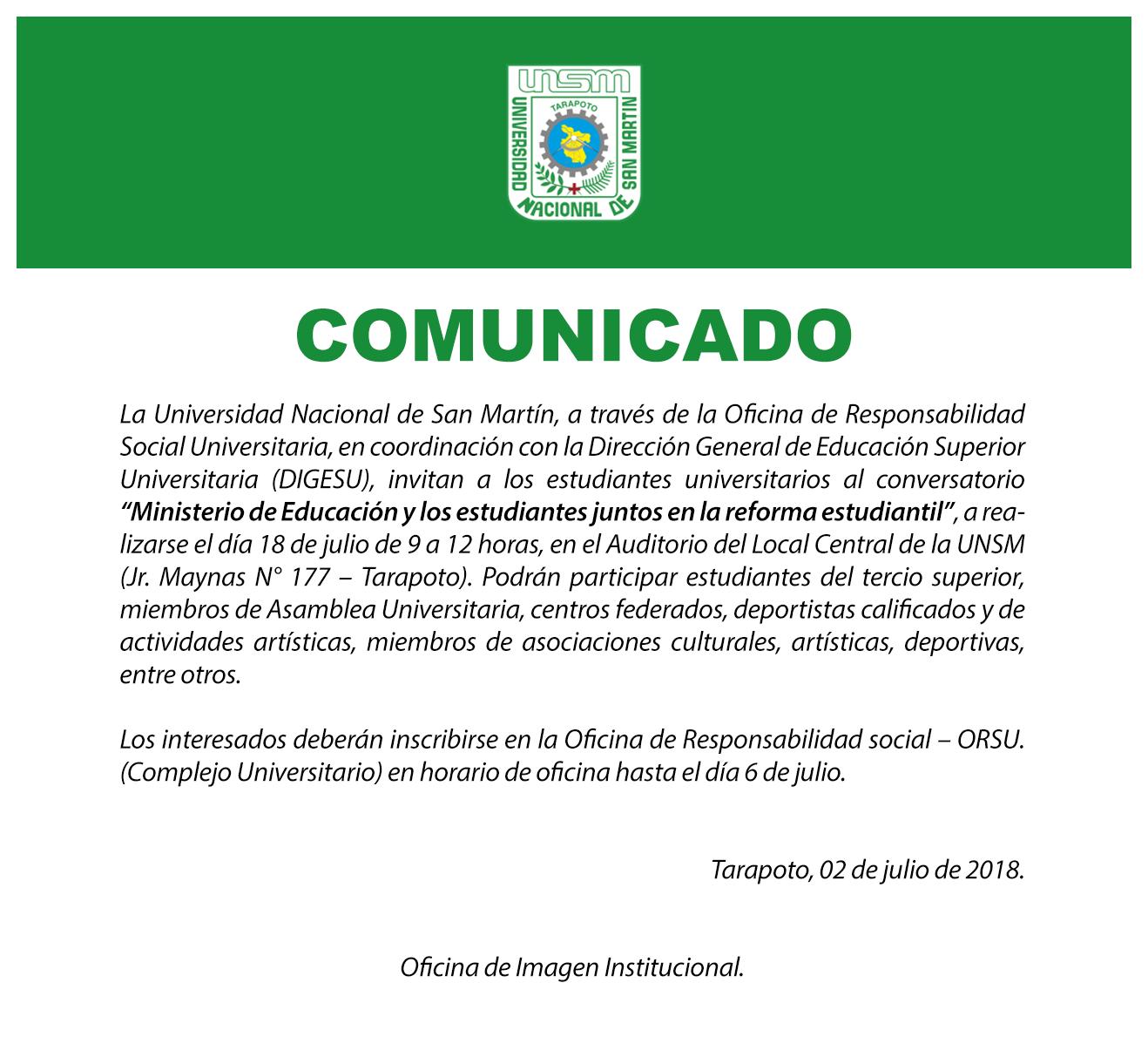 05 - COMUNICADO 020718