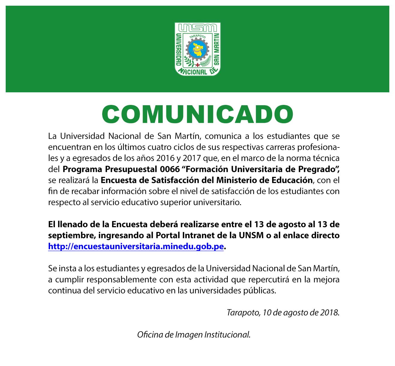 10 - COMUNICADO 100818